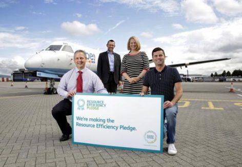 Airport Resource Efficiency Pledge 004