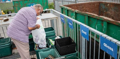 "Authority took the view that the County needed to become more ""recycling focused"""
