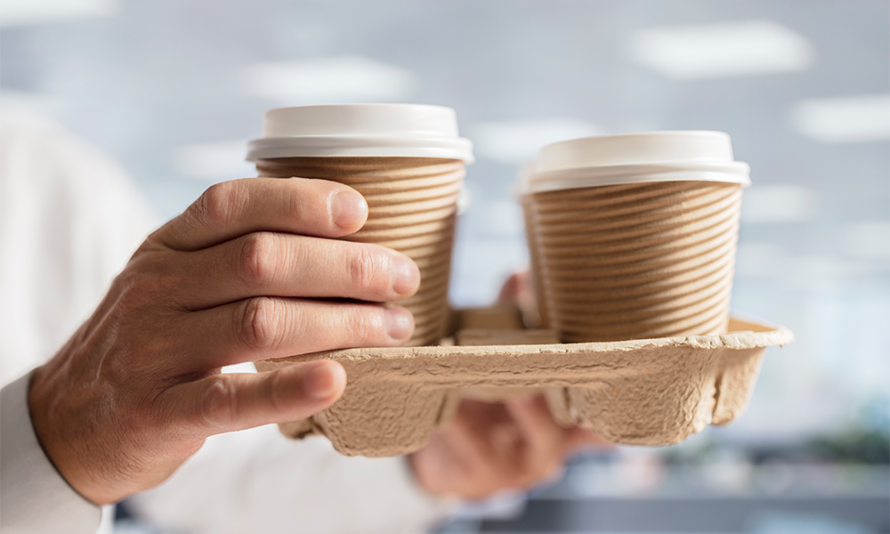 New returnable coffee cup scheme in Oxford aims to cut waste