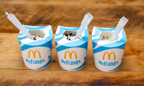 McDonald's launches toy recycling trial UK News