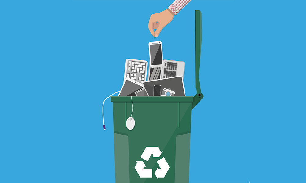 """Doubling recycling across Europe """"feasible, for certain waste streams"""""""